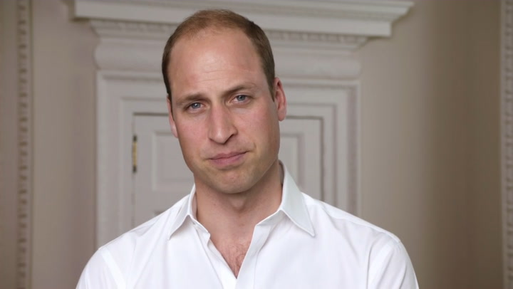Prince William supports first National #StandUpToBullying day with powerful speech