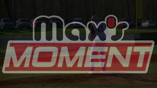 Max's Moment - Ahart Gets Double Play