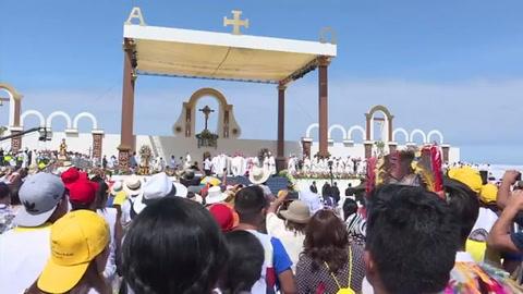 Chilenos víctimas de abuso, ofendidos por respuesta del papa