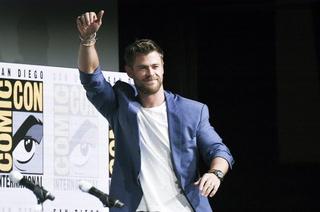 Marvel seduce con presentaciones en la Comic-Con