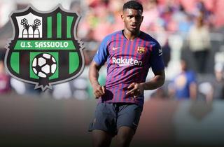 Barcelona acuerda el traspaso de Marlon al Sassuolo de la Serie A