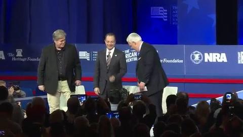 Steve Bannon, polémico consejero de Trump, deja la Casa Blanca