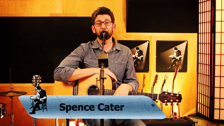 Spence Cater performs New Born Baby on The Jimmy Lloyd Songwriter Showcase
