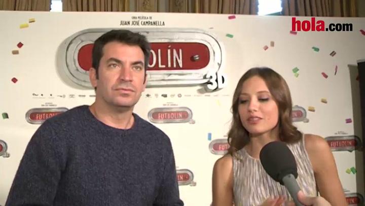 Michelle Jenner y Arturo Valls unen sus voces en la gran pantalla