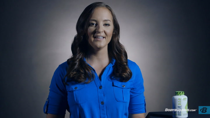 MusclePharm BCAA Science-Based Overview | Dr. Krissy Kendall