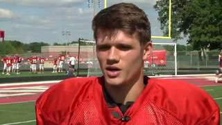 Football player recovers from rare blood disorder