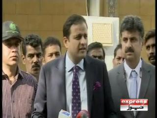 اپیکس کمیٹی کی کاوشوں سے سندھ میں امن ہے، مرتضیٰ وہاب