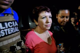Detienen en Veracruz a ex vocera de Javier Duarte