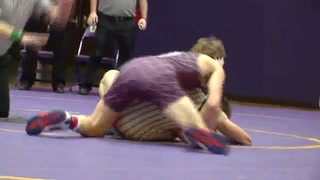 Class 3, District 3 Wrestling Championships