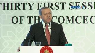 Cumhurbaşkanı Erdoğan: Hadiseyi tırmandırmak gibi bir düşüncemiz yok