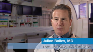 Drs. Julian Bailes and Ryan Merrell discuss brain tumor treatment options.