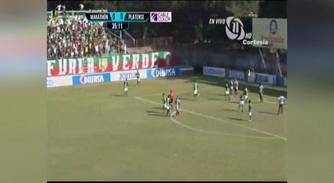 Marathón 1-0 Platense (Liga Nacional 2018)