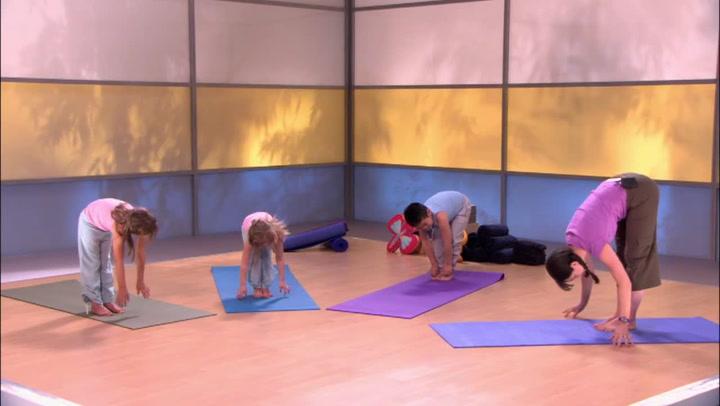 Pre-School Yoga