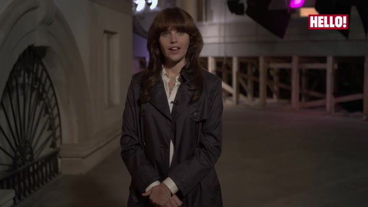 Exclusive: Felicity Jones on working with Tom Hanks for Inferno