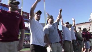Florida State honors its student veterans
