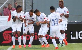 Alex López y Michaell Chirinos, protagonistas entre los mejores goles de la Liga de Concacaf 2017
