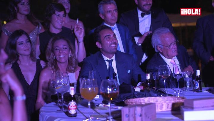 En vídeo, lo que todavía no has visto de la boda de Rocío y Fidel