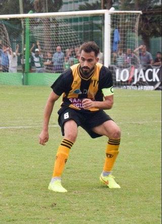 Así juega Nicolás Del Grecco, el central argentino que contrató el Olimpia