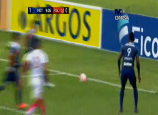 Motagua 3 - 1 Real Sociedad (Liga Nacional de Honduras)