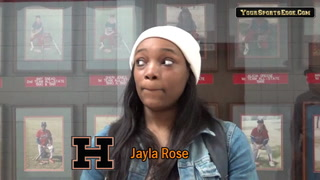 Lady Tigers' Rose on Advancing to Title Game