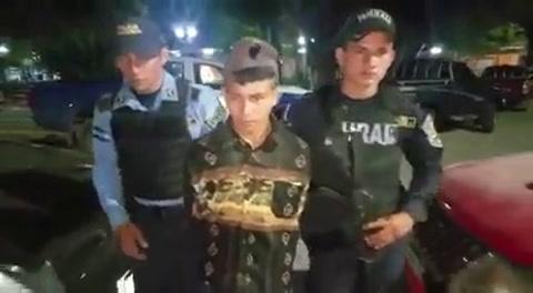 Hombre revela cómo mató a su víctima en Copán