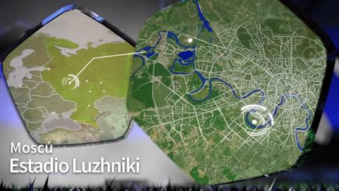 Características del Estadio de Luznik, para el Mundial Rusia 2018