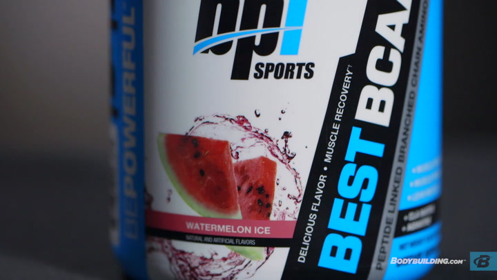 BPI Sports Best BCAA | Science-Based Overview