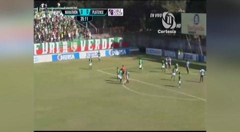 Marathón 3-0 Platense (Liga Nacional 2018)