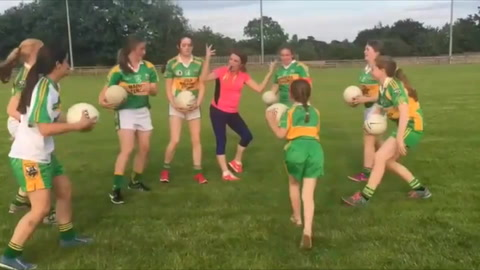 Video: Watty Graham's ladies have a Lidl laugh
