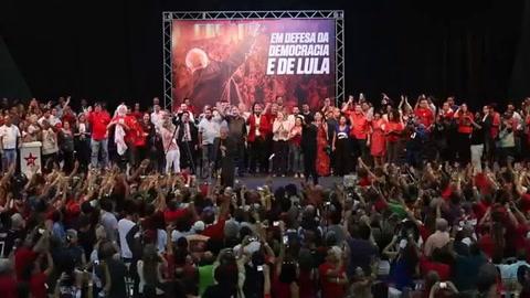 Lula promete volver al poder en Brasil