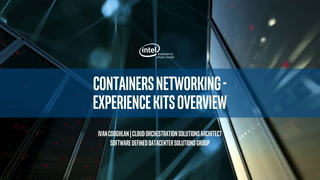 Chapter 1: Containers Networking – Overview