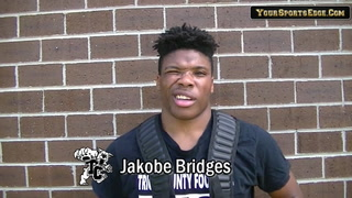 Bridges Going From Hoops to Football