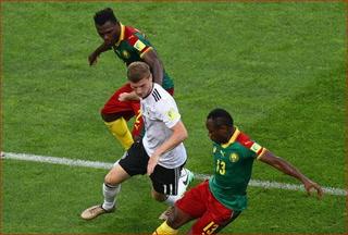 Alemania cumple contra Camerún y ahora va por México en la Confederaciones