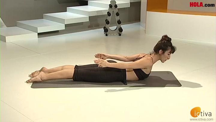 Ejercicios de Pilates para corregir las malas posturas