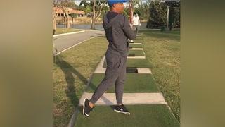 El histórico Carlos Pavón ahora se prueba con todo en el golf