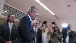 El progresista Van der Bellen gana presidenciales en Austria