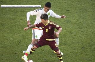 Sub-20: Venezuela gana a México y ambos pasan a octavos