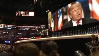 Clinton y Trump llegan al primer debate empatados en sondeo