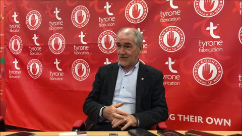 Tyrone players always behind Mickey Harte, insists Niall Sludden
