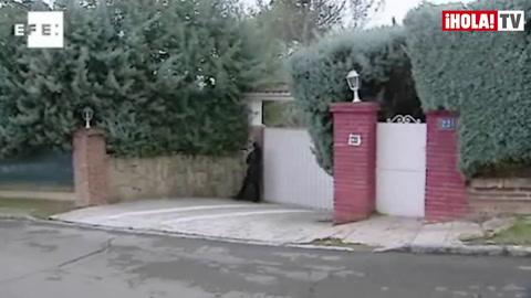 Entran a robar en casa de Camilo Sesto armados y con trajes de camuflaje