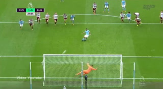 Manchester City 3 - 0 Burnley
