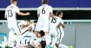¡Goool! Min 23' Ashworth marca el 2-0 ante Honduras en el Mundial Sub-20