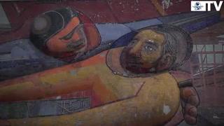 Detectan mayor deterioro de mural de Siqueiros en UNAM