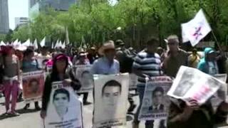 La CIDH ve falta de celeridad en caso Ayotzinapa