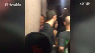 Así presumió Nicky Jam su encuentro con Kim Kardashian durante una fiesta en Miami