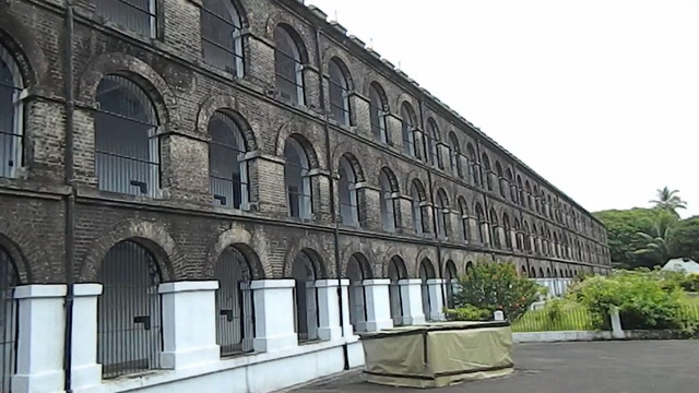 Port Blair Videos-Inside Cellular Jail