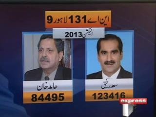لاہور میں مسلم لیگ ن اور پی ٹی آئی میں کانٹے کے مقابلے متوقع