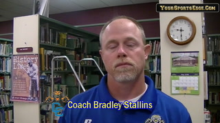 Stallins Preview Region Opener with Union County