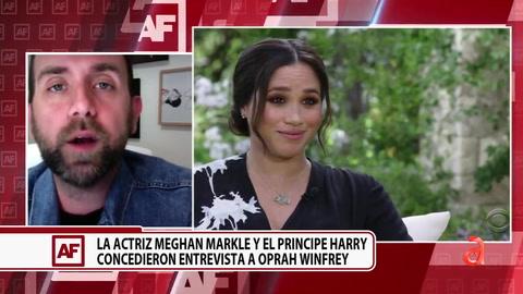 El príncipe Harry y Meghan rompen el silencio con Oprah Winfrey y arremeten contra la Familia Real