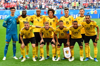 Bélgica termina tercera en Rusia-2018 tras vencer a Inglaterra